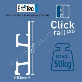 Artiteq click & connect pro