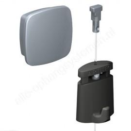 Artiteq Uniq hanger + 1mm perlondraad 200cm Twister + Micro haak