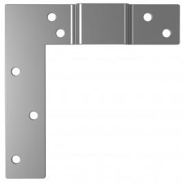 Artiteq 2 Aufhängehaken (1 x links und 1 x rechts) in chroom