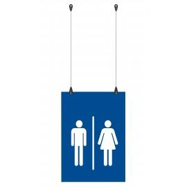 Artiteq Uni Hanger plafond nok - per stuk