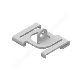 GeckoTeq Deckenclip weiß Metall - 7kg