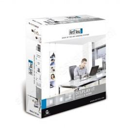 Artiteq display-it box set met e-clip 5xA4