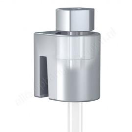 Artiteq cilinderhaak incl perlondraad met glider