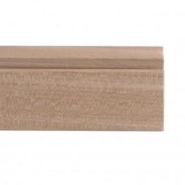 STAS Riva Holzlatte 200 cm Wandschiene